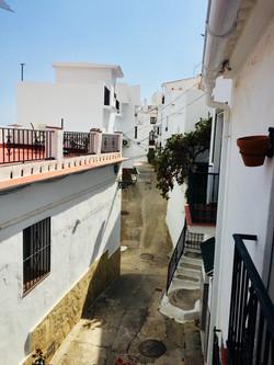 Usikt balkong