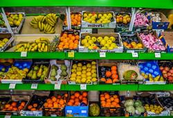 Fruktbutik