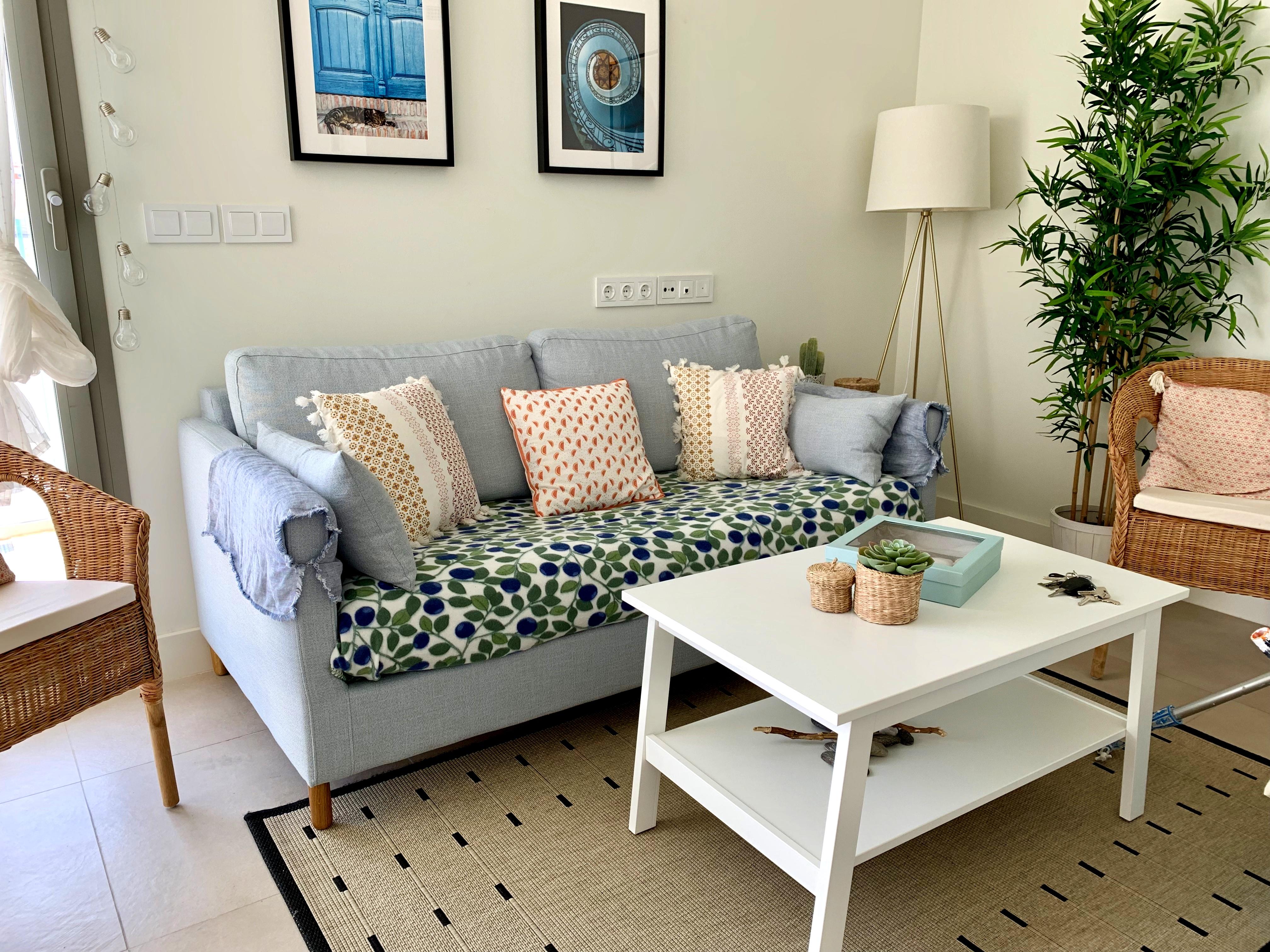 Vardagsrum soffa
