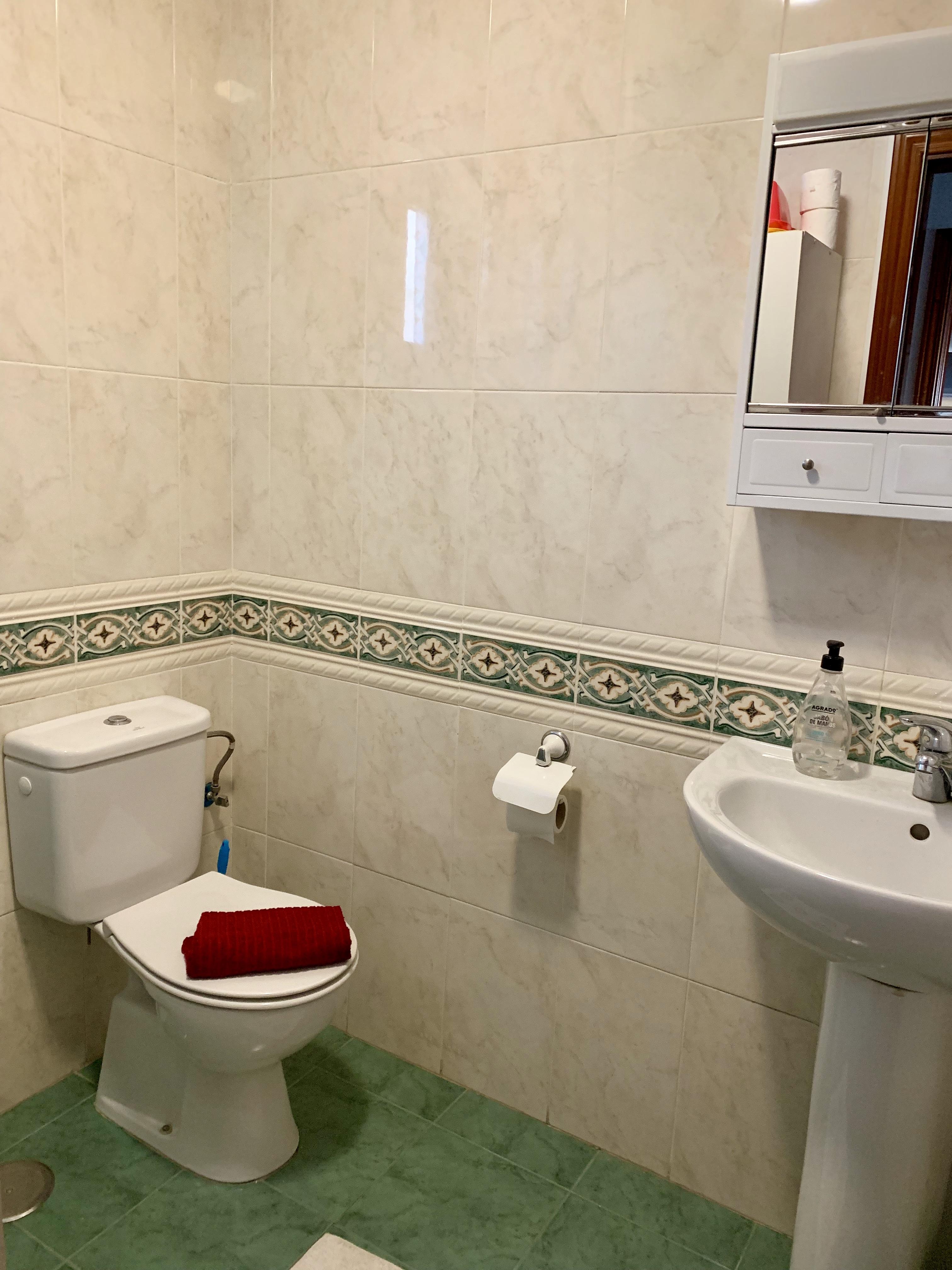 Lilla toaletten