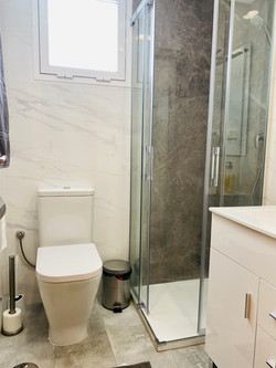 Badrum toalett