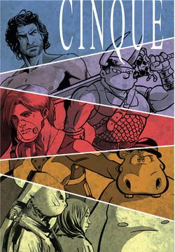 Cinque Cover