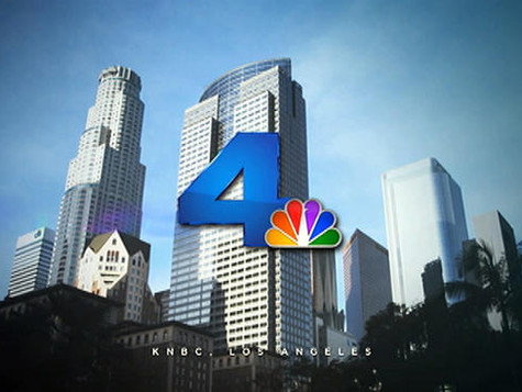 Turn on KNBC News Channel 4 in LA right now!!!!