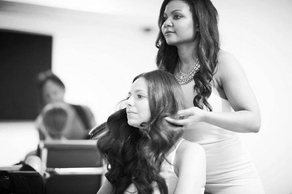 Emmanuelle Helena Hair Extensions Perth.