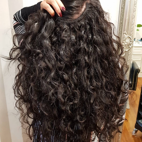 CURLY CURL weave extensions