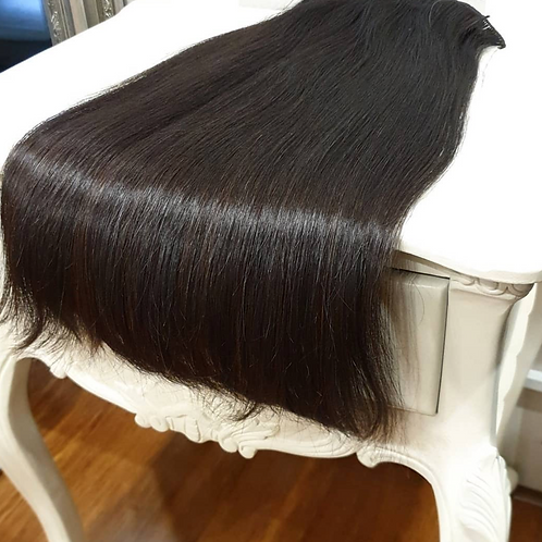 NATURAL STRAIGHT weave extensions