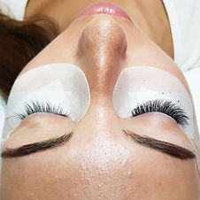 Russian Volume Eyelash Extensions by Emmanuelle Helena