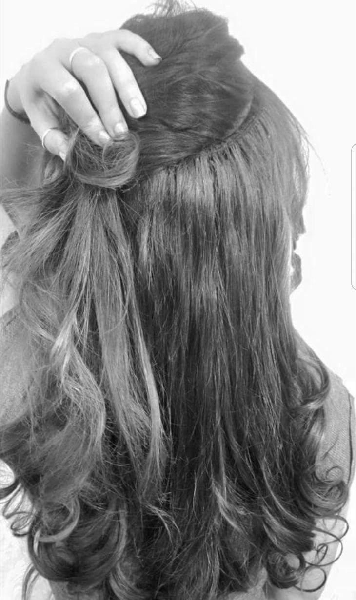 Emmanuelle Helena Torres Hair