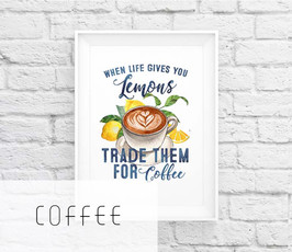 Prinntable coffee art