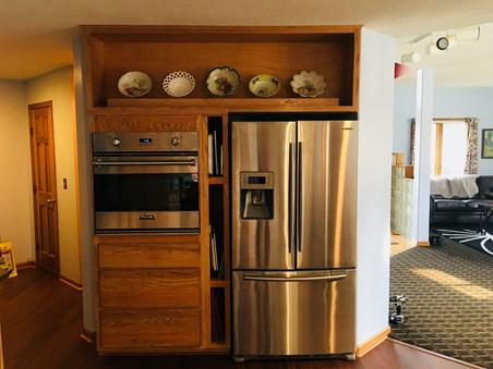 Kitchen Remodel for Toletta