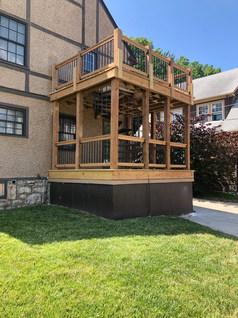 double decker renovation