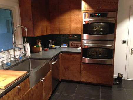 Kitchen Remodel for Caleb
