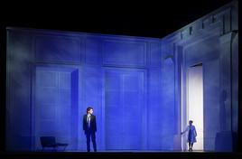 Amor in Orfeo ed Eurydice  Theater Kiel  Photo Credit: Olaf Struck