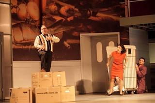 Susanna in Le Nozze di Figaro   Theater Kiel  Photo Credit: Olaf Struck