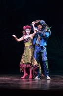 Papagena in Magic Flute   Florida Grand Opera