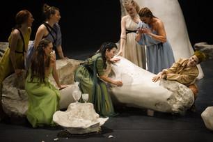 Drusilla in L'incoronazione di Poppea   Theater Kiel  Photo Credit: Olaf Struck