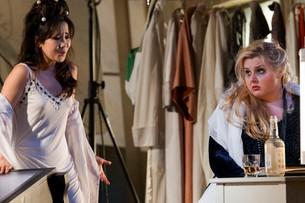 Zerbinetta in Ariadne auf Naxos   Theater Kiel  Photo Credit: Olaf Struck