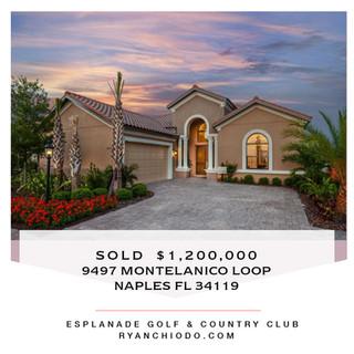 SOLD - Montelanico Loop