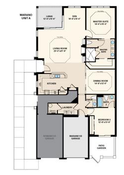 Marano VII Floor Plan