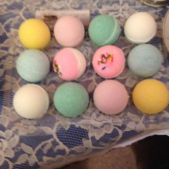 Small Bath Bombs-each