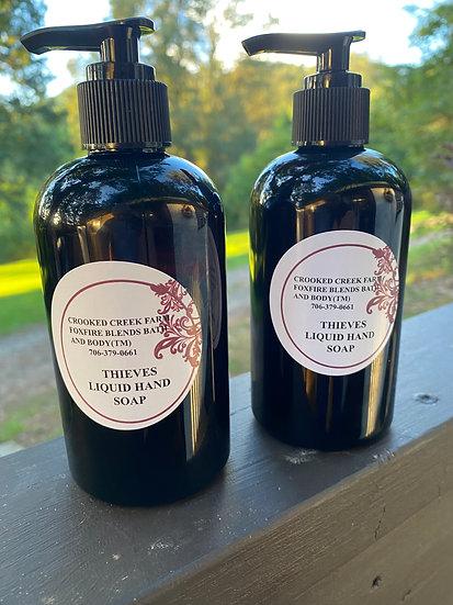 Thieves Hand Soap in Dispenser Bottle