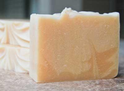 Pumpkin Crunch soap