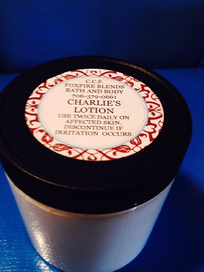 Charlie's Lotion