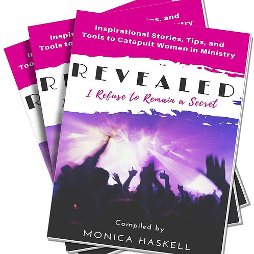 Book: Revealed-I Refuse to Remain a Secret