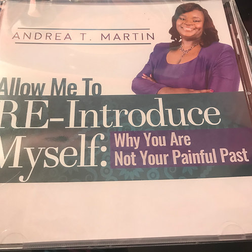 Motivational CD: You are not your past!