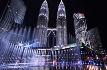 KLCC Petronas Twin Tower