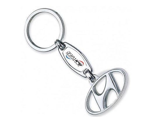 מחזיקי מפתחות עם סמל רכב