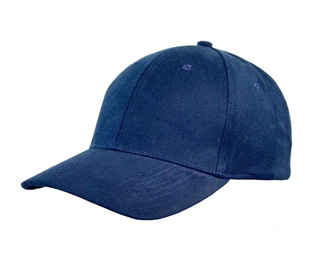 כובע מכותנה מוברשת