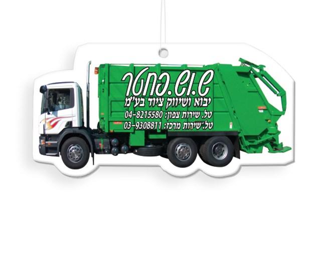 ריחנית לרכב בצורת משאית