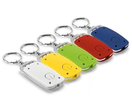 מחזיק מפתחות עם לד לפרסום