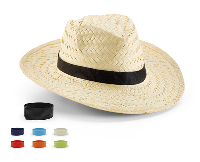 כובע קש טבעי