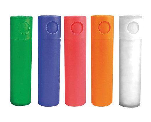 קופסת סוכריות גליל עם לוגו