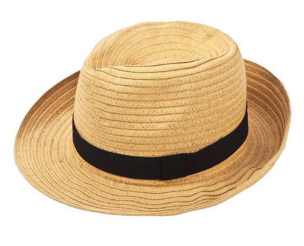 כובע קש יוניסקס