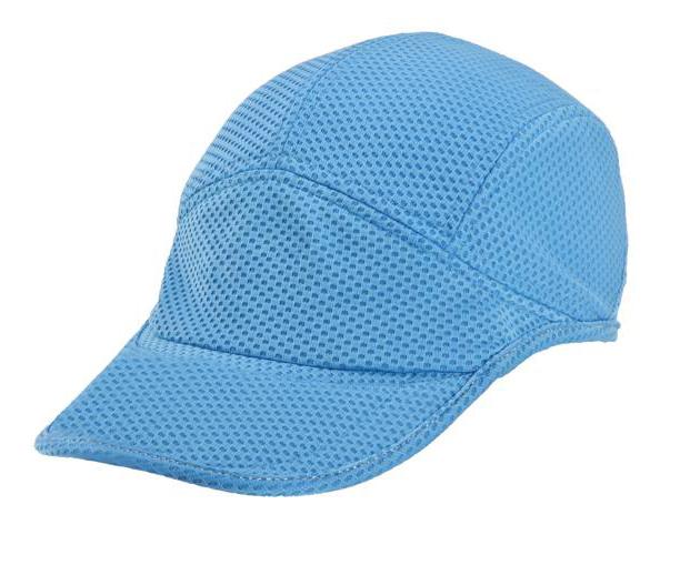 כובע ספורט מנדף זיעה