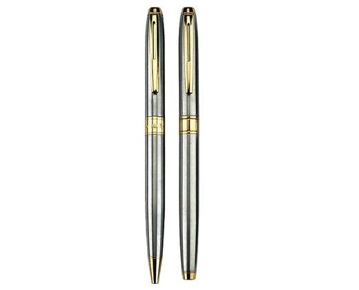 עט כדורי גימור זהב