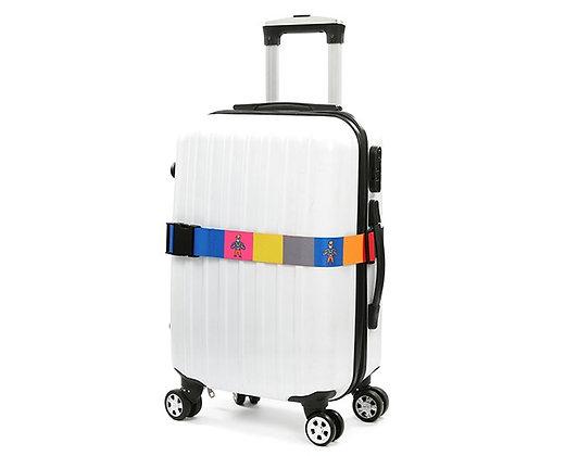 חגורה למזוודה