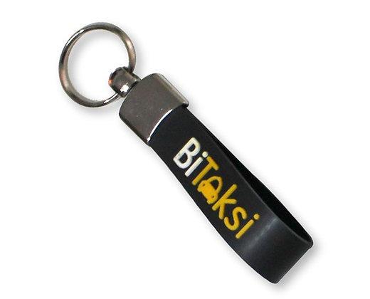 מחזיק מפתחות מגומי לפרסום