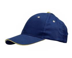 כובע כותנה מוברשת