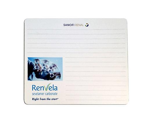 פד למחשב עם דפי כתיבה