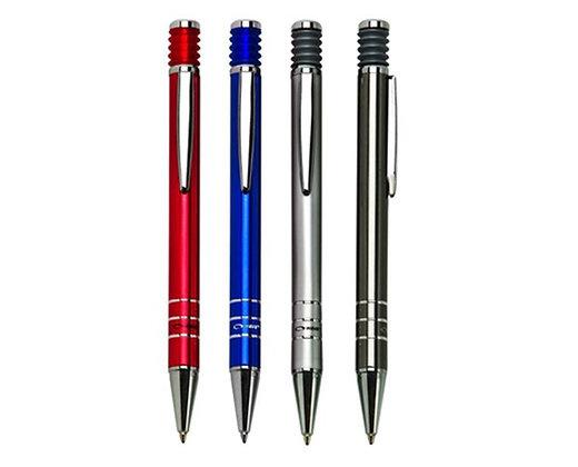 עט כדורי מנגנון לחיצה