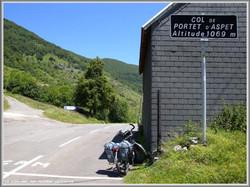 Cyclisme - Col du Portet d'Aspet