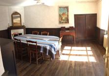 Gîte maison Marinette dans les Pyrénées - La salle à manger