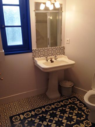 aison Marinette - Salle d'eau avec douche à l'étage