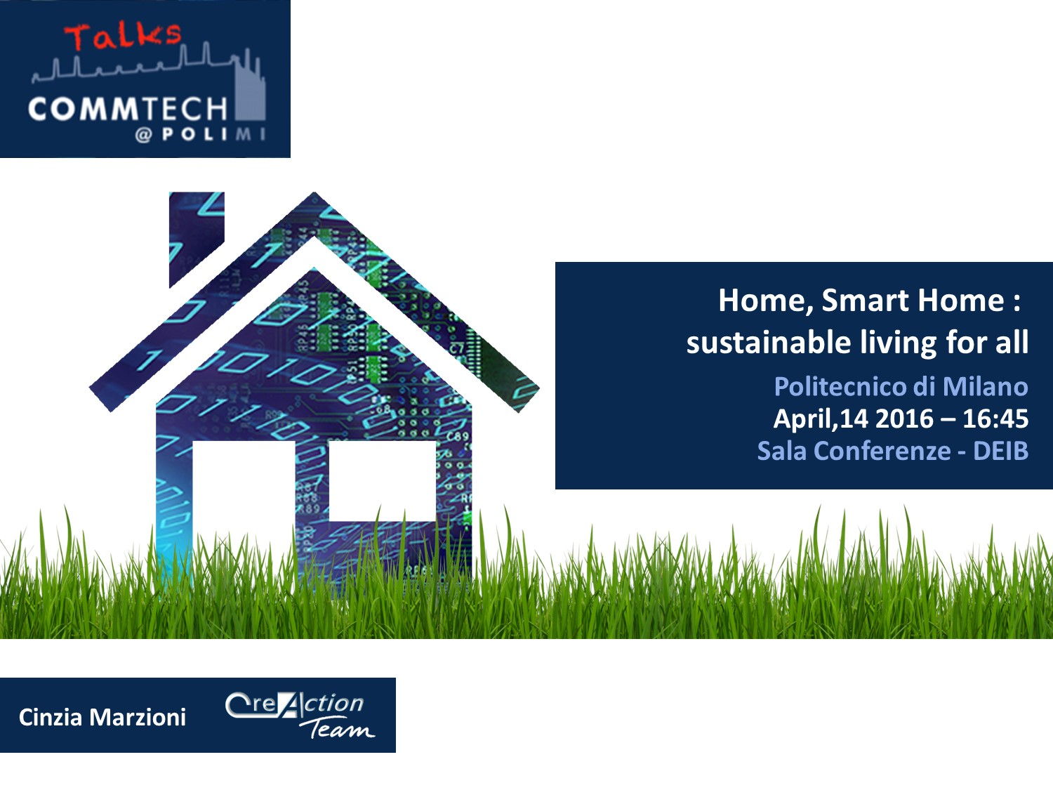 home, smart home: sustainable living