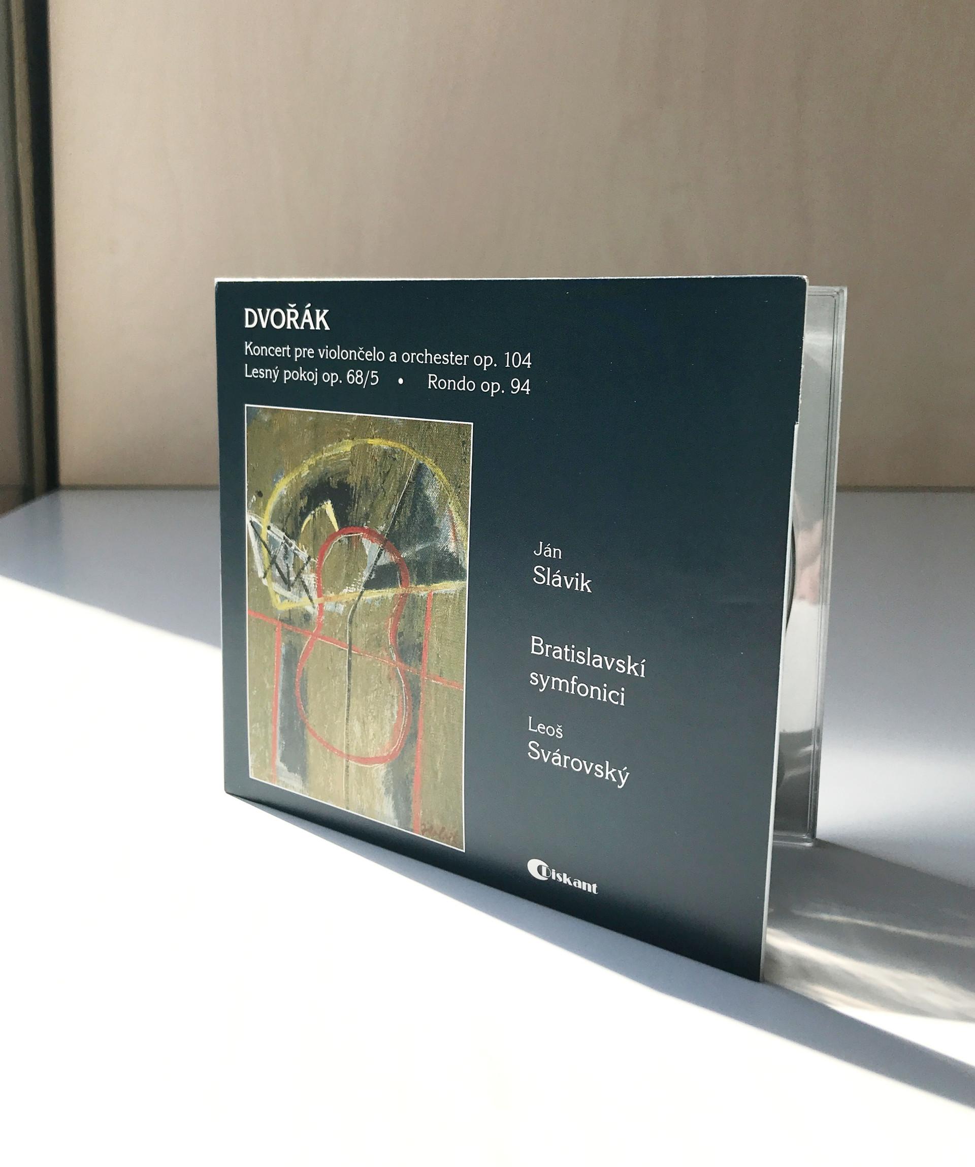 Antonín Dvořák: Cello works