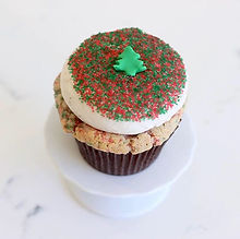 Last day for the Christmas cookie cupcak